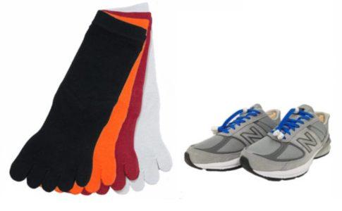 靴のやまごん:CSソックス&リセットシューズ